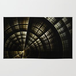 Into the Void Rug