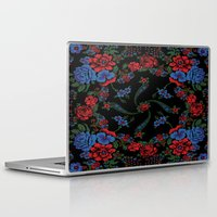 russian Laptop & iPad Skins featuring Russian Style by Eduardo Doreni