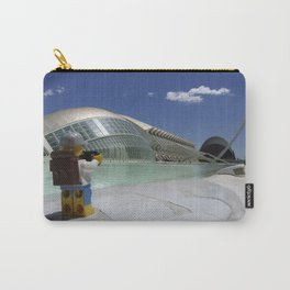 TLP at The Valencia Arts and Science Building Carry-All Pouch