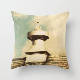 CUPOLA Throw Pillow