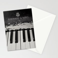 Night Music Stationery Cards