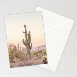 Arizona Desert Stationery Cards