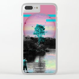 FERMASEE Clear iPhone Case