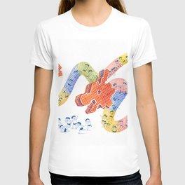 Dragon Playground Comes to Life T-shirt