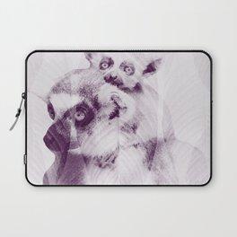 Happy Mother's Day - Lemur - maki catta Laptop Sleeve