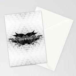 BLACK & WHITE | Zebras | Linco7n. | L7. Stationery Cards