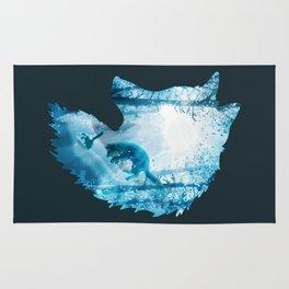 Fox's Winterland Rug