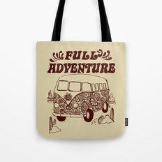 FULLADVENTURE Tote Bag