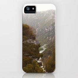 Gorges du Verdon, April 18 iPhone Case