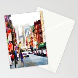 Fujianese Neighborhood Stationery Cards