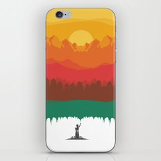 Layers Of Nature iPhone & iPod Skin