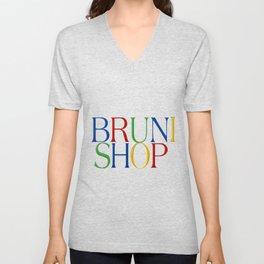 Bruni Shop - 4 Unisex V-Neck