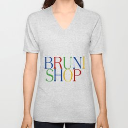 Bruni Shop - 4 Unisex V-Neck