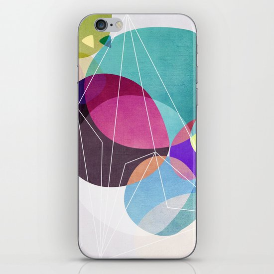 Graphic 169 iPhone & iPod Skin