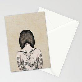 something flowery  Stationery Cards