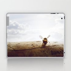 unbearable lightness of bee-ing Laptop & iPad Skin