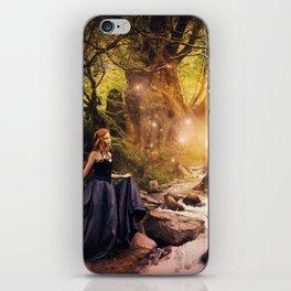 Masha and the Bear iPhone Skin
