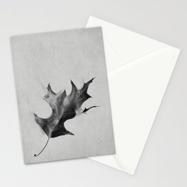 oak leaf Stationery Cards