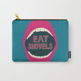 Eat Shovels Carry-All Pouch