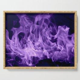Magic Flames Serving Tray