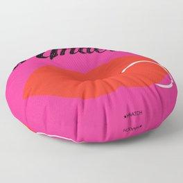 MissUnderstood Floor Pillow
