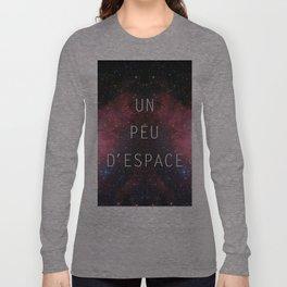 a little bit of space Long Sleeve T-shirt