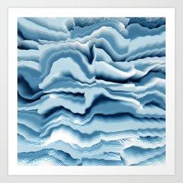 Abstract 143 Art Print