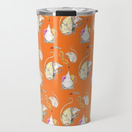 Stu the Rat Travel Mug