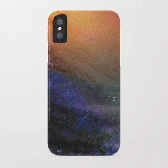 Ambient Galaxy iPhone Case