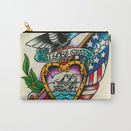 Sailors Grave Carry-All Pouch