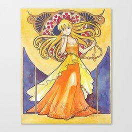 Princess Venus Canvas Print