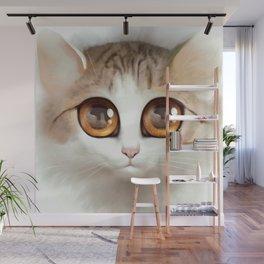 Kitten 2 Wall Mural