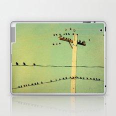 Retro Tweeters Laptop & iPad Skin