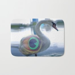 Be creative. Bath Mat