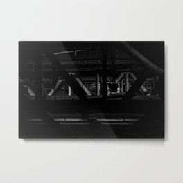 Brooklyn Bound Metal Print