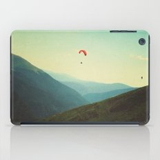 A solitary moment iPad Case