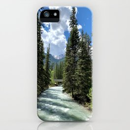 Canadian Bliss iPhone Case