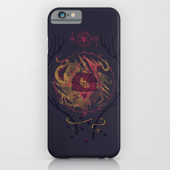 The Dunwich Horror iPhone & iPod Case