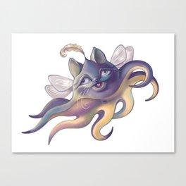 Catapuss Canvas Print