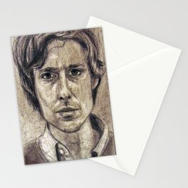 John Maus (portrait) Stationery Cards
