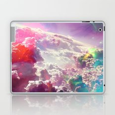 Clouds #galaxy Laptop & iPad Skin