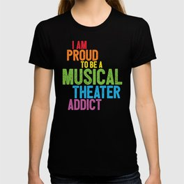 Musical Theater Pride T-shirt
