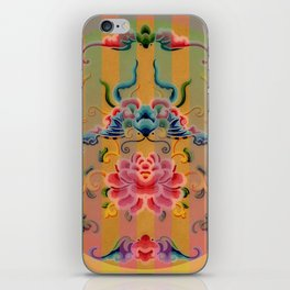 Chinese Decorative Design iPhone Skin