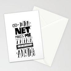 Internet Envy Stationery Cards
