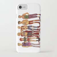 cargline iPhone & iPod Cases featuring dirty hipster au by cargline