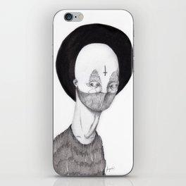 Desmembrado iPhone Skin