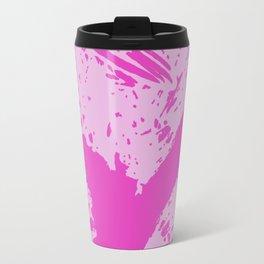 Babel Fish in Pink Travel Mug