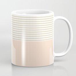 Dash in Tan Coffee Mug