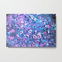 Synthetic Love Metal Print