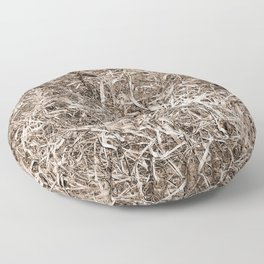 Grass Camo Floor Pillow